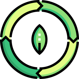 Logo umweltfreundliche Gebäudereinigung Hamburg